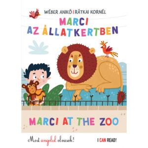 Pozsonyi Pagony – Marci az Állatkertben – Marci at the Zoo