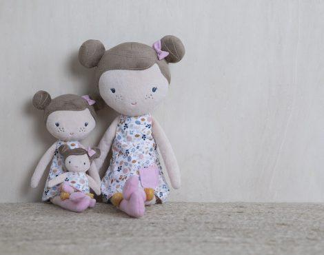 Cuddle Doll Rosa - 13