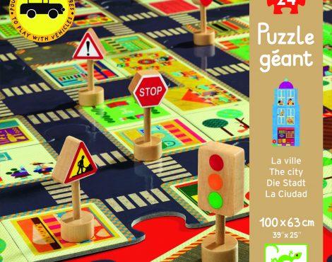 Óriás puzzle-city-7161