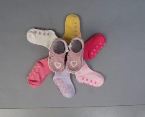 első lépés cipő puha cipő